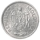 Moldovan bani coin — Stock Photo