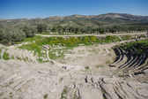 Ancient theater in Sebastia — Stock Photo