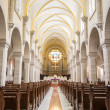 Постер, плакат: Church of St Catherine interior at the Church of Nativity compl