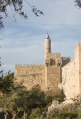 Tower of David — Stockfoto
