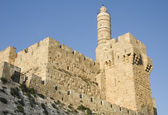 Tower of David — Stock Photo