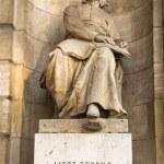Постер, плакат: Franz Liszt statue