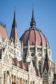 Edificio del parlamento ungherese — Foto Stock