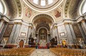 Esztergom Basilica interior — Foto Stock