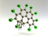 Molecuul 65d 23 — Stockfoto