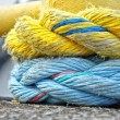 Boating Ropes — Stock Photo