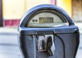 Parking Meter — Stock Photo