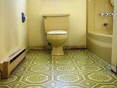 Gaudy Bathroom — Stockfoto
