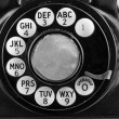 Phone Dial — Stock Photo