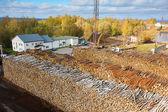 Pulpwood stock — Foto Stock