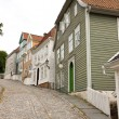 Stock Photo: Bryggen