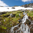 Stock Photo: Norwegiwaterfall