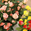 Stock Photo: Boquet of roses