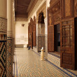 Marrakech museum — Stock Photo