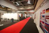 Hannower messa - annual international industrial exhibition — Stock Photo