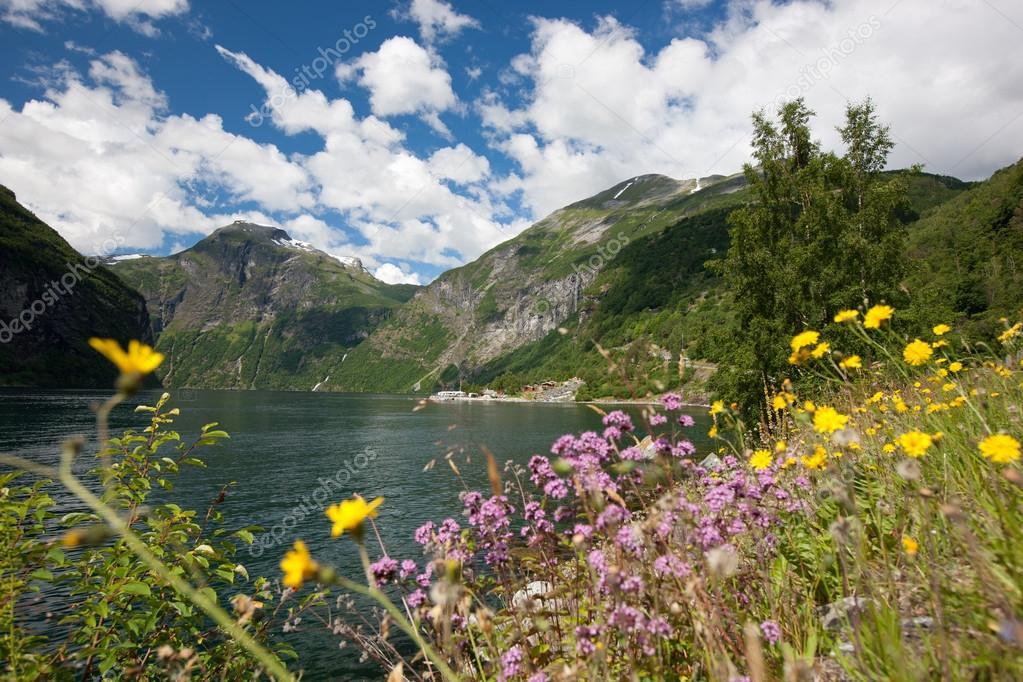 美妙的峡湾 (遗产), 挪威, 斯堪的那维亚的亮丽的风景线— photo by d