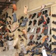 Stock Photo: Shoes sale
