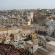Roofs of Fez in Morocco - Stock Photo