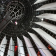 Potsdamer platz in Berlin - Stock Photo