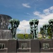 Stock Photo: Vigeland sculpture park