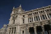 Plaza de Cibeles in Madrid, Spain — Stock Photo