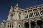 Plaza de cibeles en madrid, españa — Foto de Stock