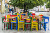 Colorful Chairs — Photo