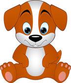 Good dog — Stock Vector