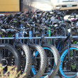 Bicycles — Stockfoto #24489975