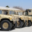 Military Vehicles — Stock Photo #25572745