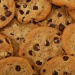 Chocolate Chip Cookies — Stock Photo #23120094