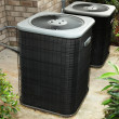 Residential Cental Air Conditioning Unit - Photo