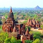 Bagan Myanmar, Burma — Stock Photo