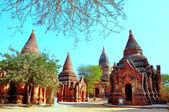 Bagan, Myanmar Burma — Stock Photo