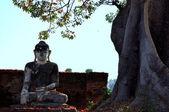 Villaggio di inwa, myanmar birmania — Foto Stock