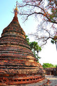 Inwa village, Myanmar Burma — Stock Photo