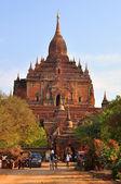 Sulamani templo en bagan, myanmar — Foto de Stock