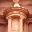 Treasury close up, Petra, Jordan - Stock Photo