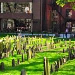 Granary Burying Ground — Stock Photo #25269621