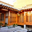 Korean traditional house — Stock Photo #25270233