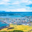 Jeju city, South Korea — Stock Photo