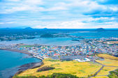 Jeju city, South Korea — Stockfoto