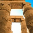 Karnak temple, Luxor city, Egypt — Stock Photo #25531391