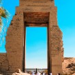 Karnak temple, Luxor city, Egypt — Stock Photo #25531449