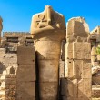 Karnak temple, Luxor city, Egypt — Stock Photo #25531511