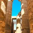 Karnak temple, Luxor city, Egypt — Stock Photo #25531573