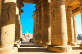 Ramesseum temple, Egypt — Stock Photo