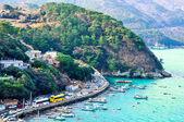 Coastline in Geoje, South Korea — Stock Photo