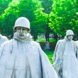 Korean War Memorial, USA — Stock Photo