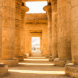 Ramesseum temple, Egypt — Foto Stock